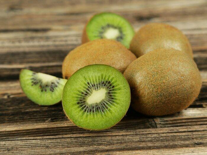 dị ứng trái Kiwi