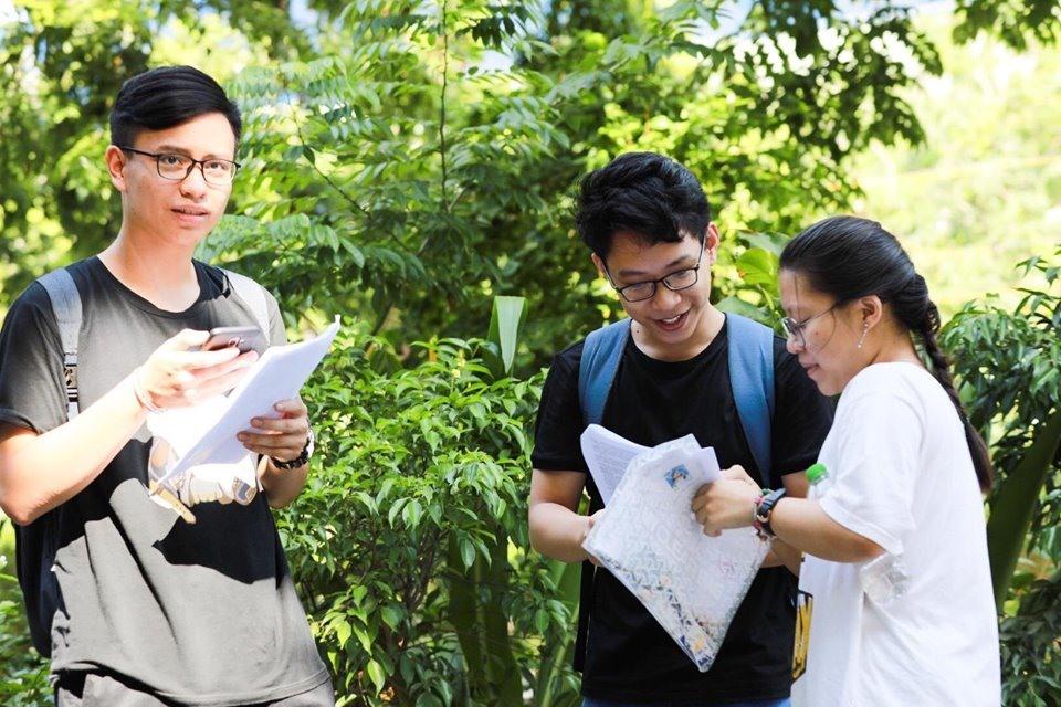 điểm chuẩn đại học khoa học huế