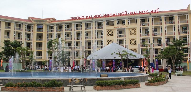 Trường đại học ngoại ngữ Huế ngôi trường học tập tốt