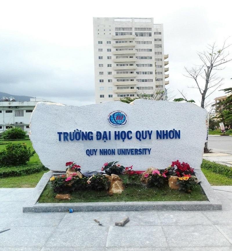 Điểm chuẩn đại học Quy Nhơn thay đổi từng năm