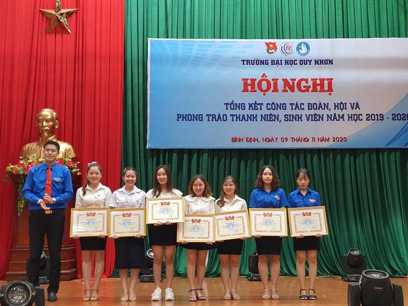 Đại học Quy Nhơn có bề dày phát triển vững mạnh