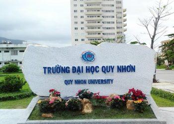 Điểm chuẩn đại học Quy Nhơn và thông tin tuyển sinh 2021