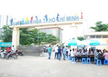 Điểm chuẩn đại học văn hóa TPHCM qua các năm