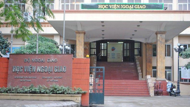 Thông tin tuyển sinh và học phí học viện ngoại giao