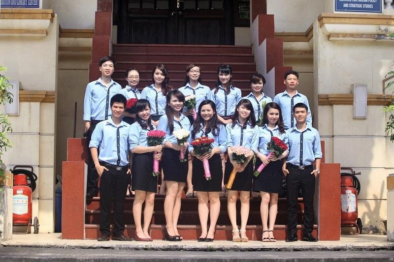Học viện ngoại giao tuyển sinh hàng năm