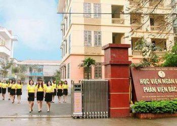 Học viện ngân hàng Bắc Ninh: Tuyển sinh, học phí 2021