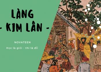 Phân tích tác phẩm Làng của Kim Lân hay nhất 2021