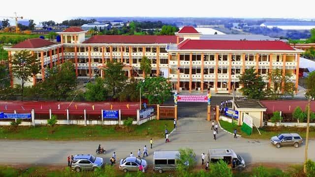 trường cao đẳng nghề số 9