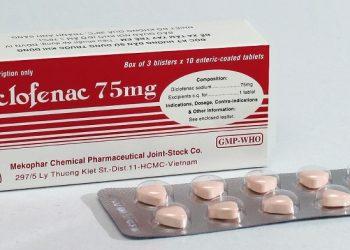 Thuốc Diclofenac 75mg: Công dụng, chỉ định, cách sử dụng