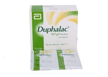 Thuốc Duphalac: Cách sử dụng & liều lượng