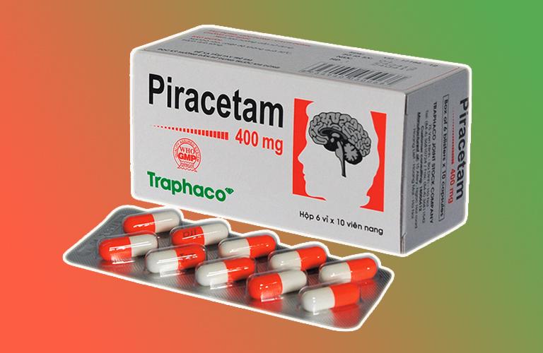 Thuốc Piracetam