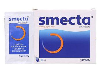 Thuốc Smecta – Thuốc trị tiêu chảy cấp & khó chữa