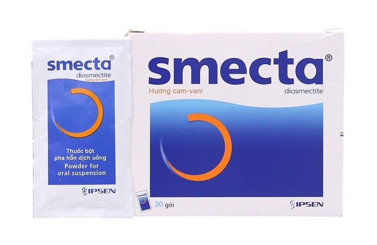 Thuốc Smecta - Thuốc trị tiêu chảy cấp & khó chữa