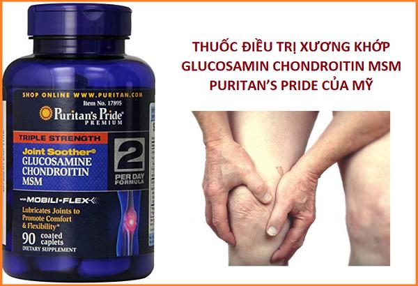 Người bị Thoát vị đĩa đệm có uống đc Glucosamin không?