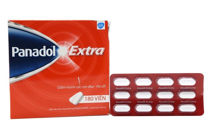 Thuốc Panadol