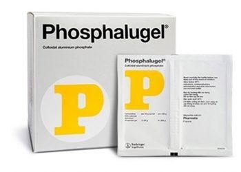 Thuốc chữa căn bệnh đau dạ dày Chữ P (Thuốc Phosphalugel)