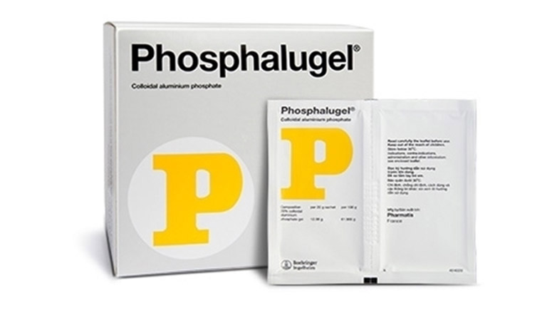 Thuốc Phosphalugel