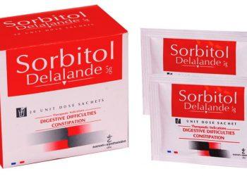 Thuốc Sorbitol: tác dụng & những khuyến nghị