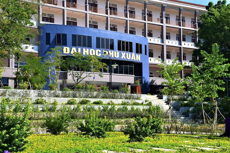 Trường đại học Phú Xuân tuyển sinh hàng năm