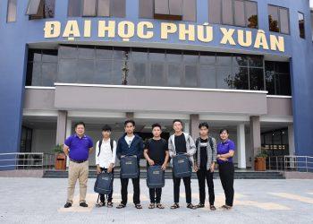 Thông tin chi tiết về trường Đại học Phú Xuân