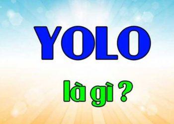 Yolo là gì? Có ảnh hưởng như thế nào trong cuộc sống?