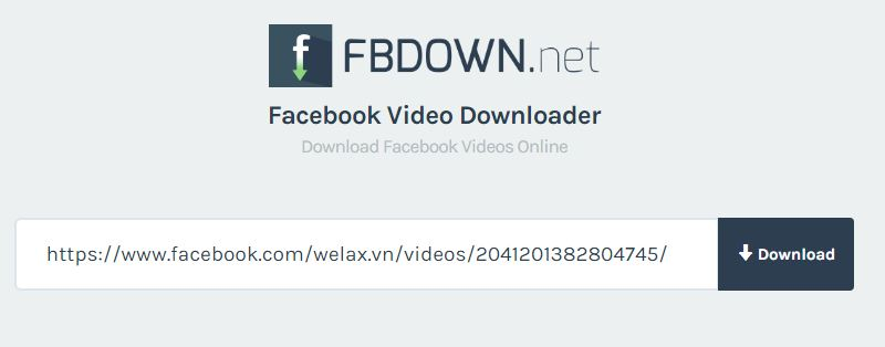 download hd video facebook