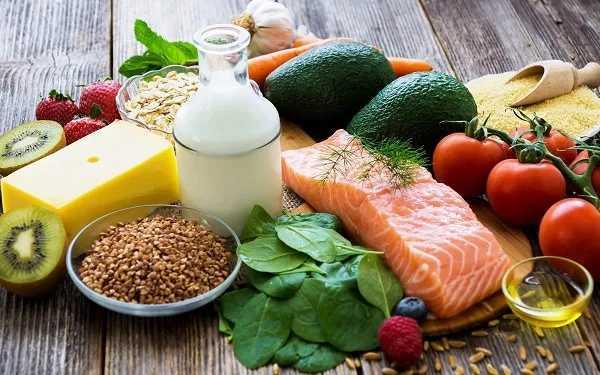 Chế độ ăn kiêng STD