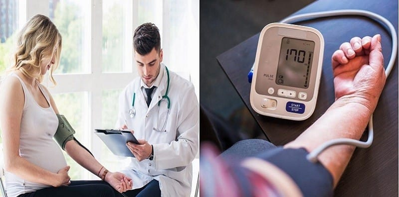 Chế độ ăn tăng huyết áp do mang thai