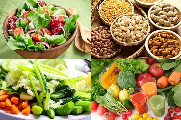 Chế độ ăn uống cho bệnh bạch cầu đa nhân