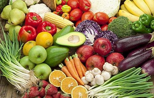Chế độ ăn uống đậu mùa