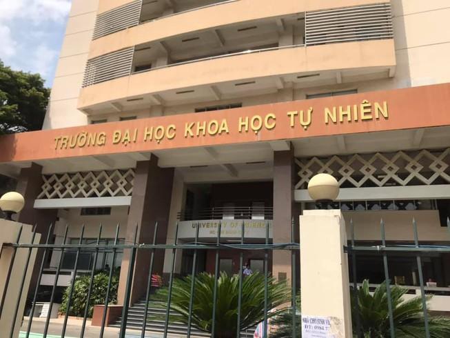 Đại học KH Tự nhiên - ĐHQG TPHCM
