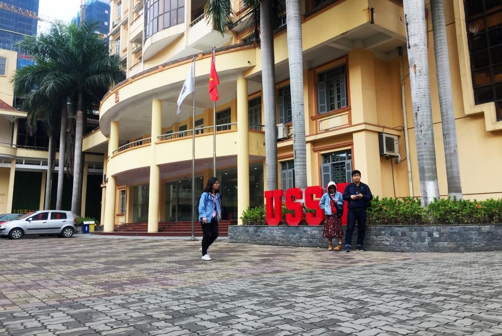 Các ngành tuyển sinh Đại học Khoa học Xã Hội và Nhân Văn (ĐHQG Hà Nội) năm 2021