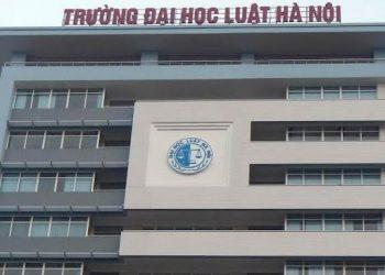Trường Đại Học Luật Hà Nội:Tuyển sinh, học phí 2021(LPH)