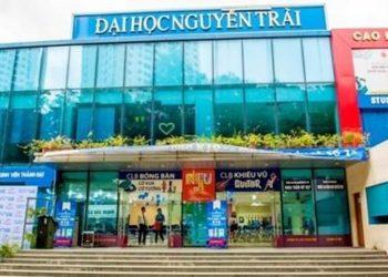 Trường đại học Nguyễn Trãi:Tuyển sinh, học phí 2021