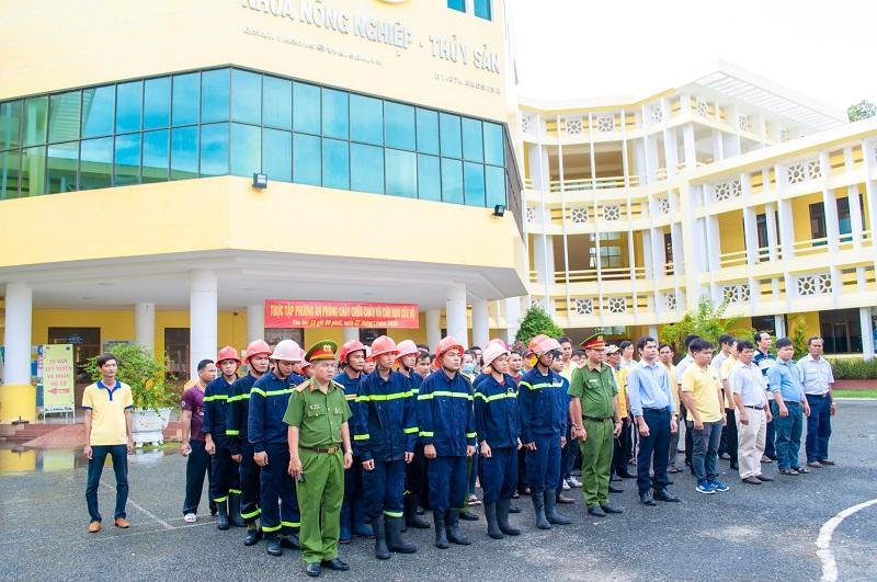 Đại học Phòng cháy chữa cháy