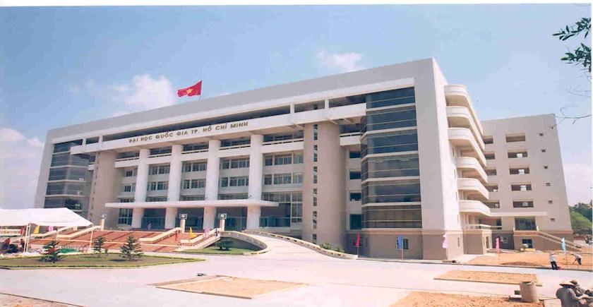 Đại học Quốc gia TP. Hồ Chí Minh