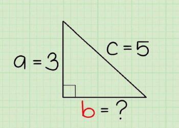 Định lý pitago là gì? Cách sử dụng định lý pitago