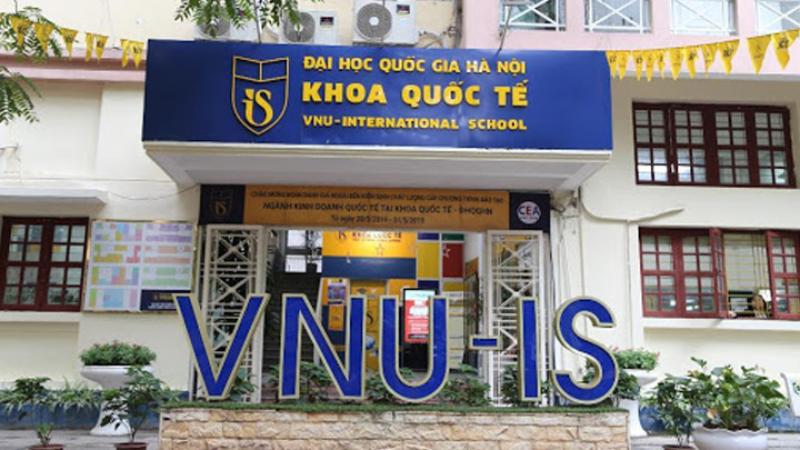 khoa quốc tế đại học quốc gia Hà Nội