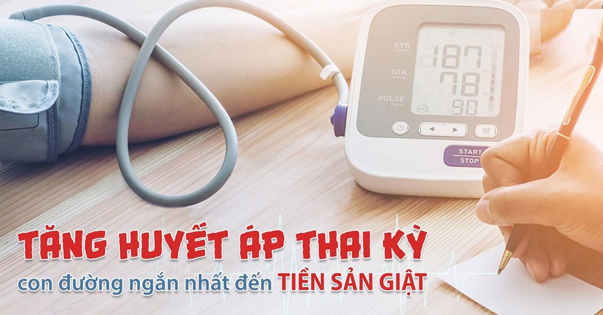 tăng huyết áp do thai nghén