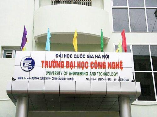 Thông tin tuyển sinh năm 2021 đại học công nghệ