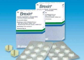 Tìm hiểu thông tin về thuốc Brexin và cách sử dụng hiệu quả