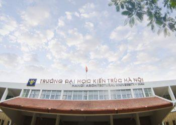 Trường Đại Học Kiến Trúc Hà Nội: Điểm chuẩn, học phí 2021(HAU)