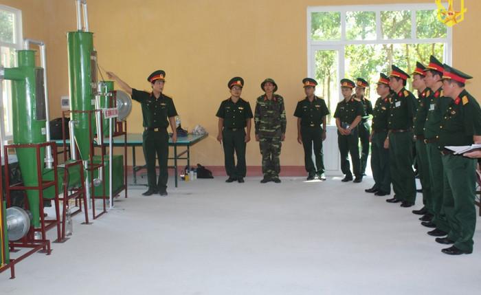 Trường Sĩ quan Phòng hóa