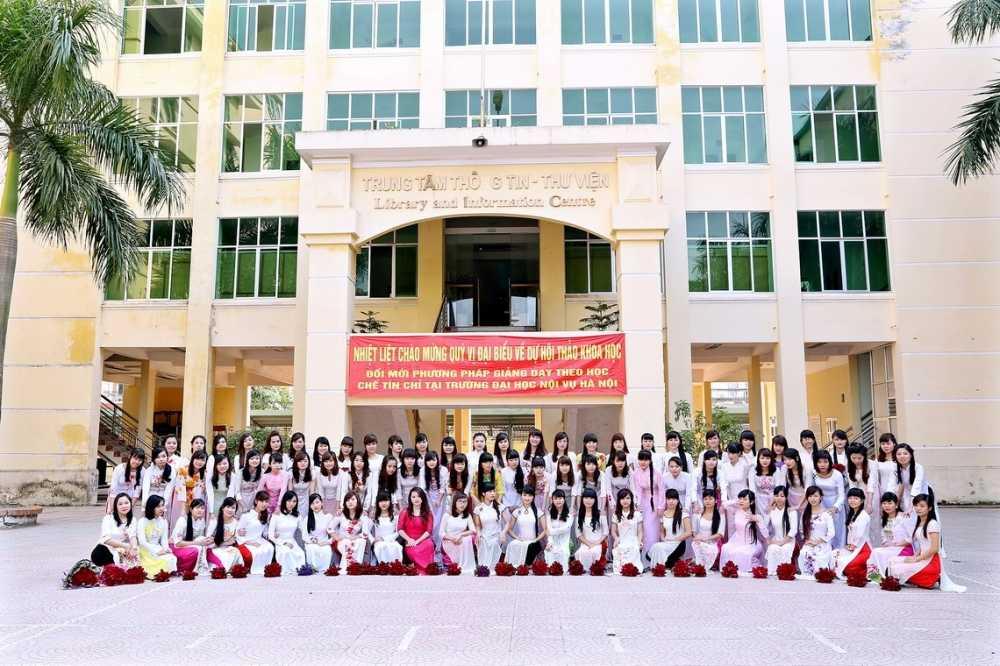 Đại học Nội vụ Hà Nội