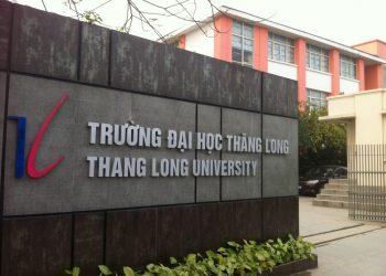 Tuyển sinh Đại học Thăng Long năm 2021