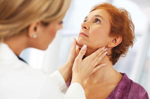 khối u ác tính của tuyến mang tai