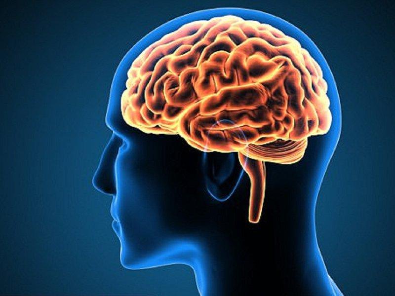 Các triệu chứng của rối loạn tâm thần liên quan đến khối u nội sọ là gì?