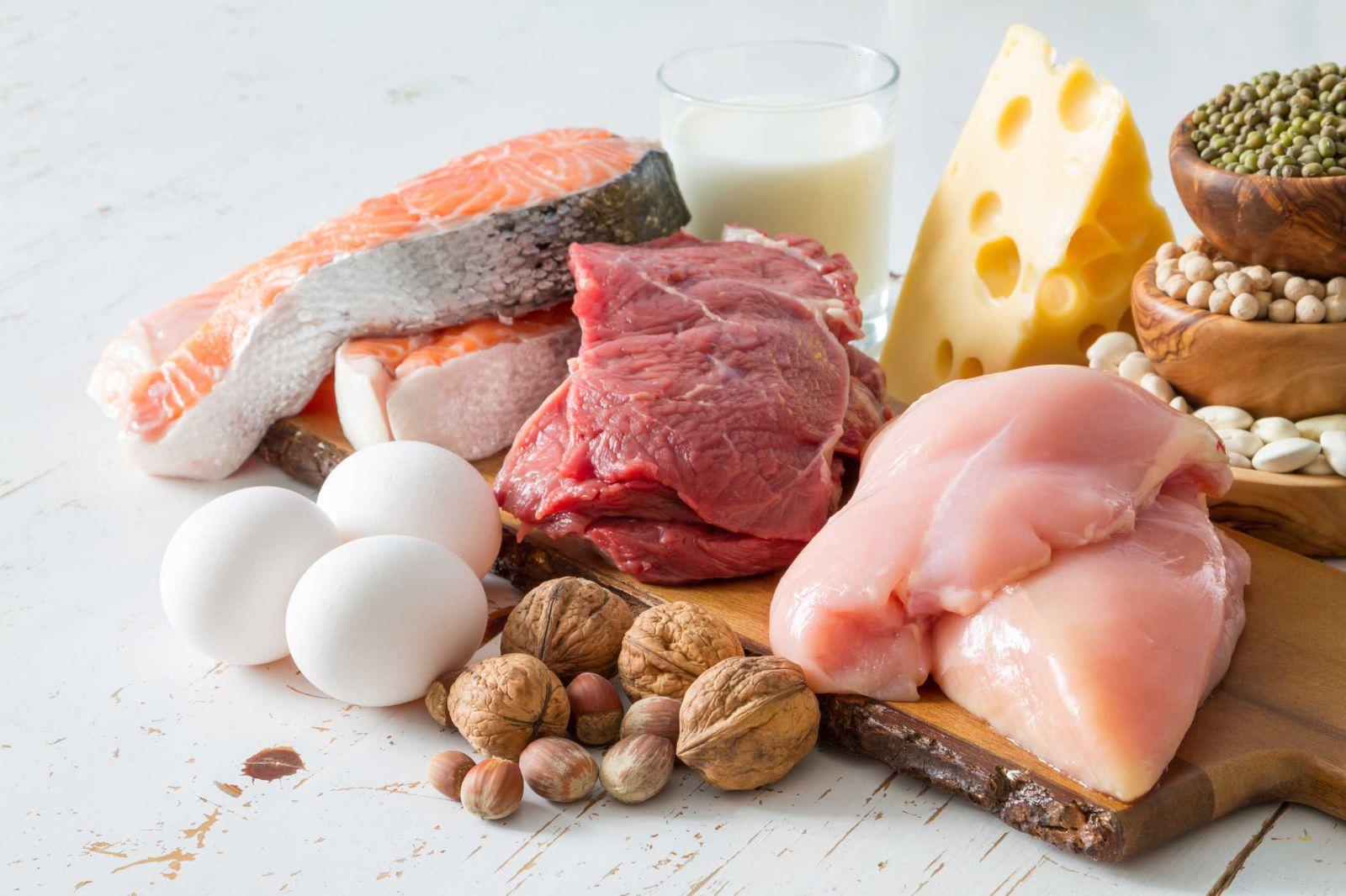 Chế độ ăn uống ung thư biểu mô tuyến eccrine