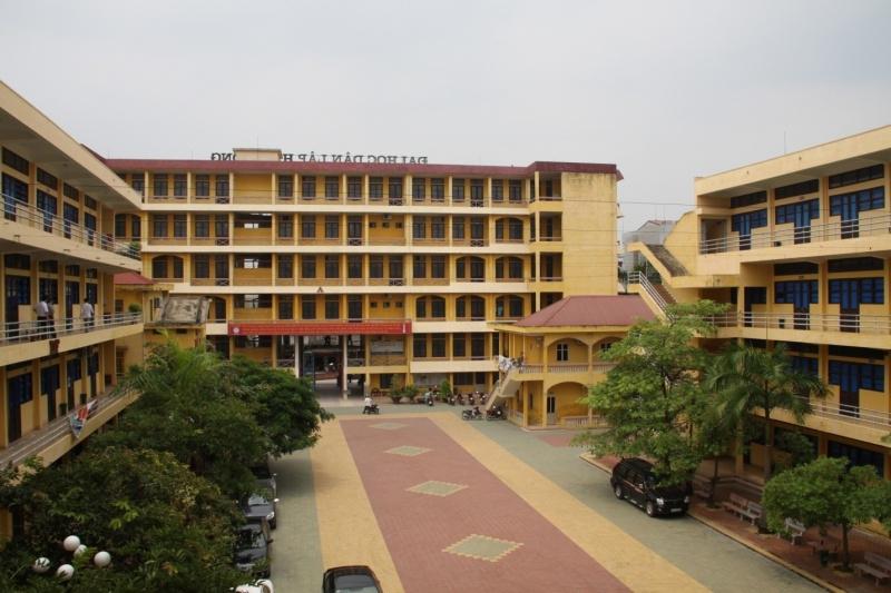 đại học Hải Phòng