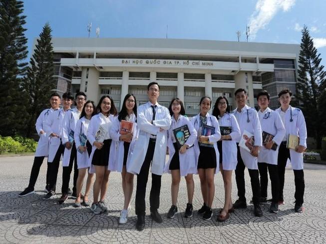 Khoa Y – trường ĐH Quốc gia Thành phố Hồ Chí Minh